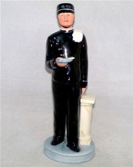 Royal Doulton THE RITZ BELL BOY Classic Figurine HN2772