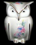 Aynsley Little Sweetheart Owl Trinket Pot