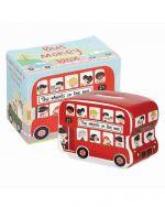 Churchill Little Rhymes Wheels On The Bus Money Box
