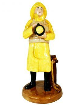 The Lifeboat Man Royal Doulton Sea Character`s Figurine HN4570