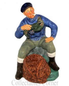 The Lobster Man Royal Doulton Classic Figurine HN2317