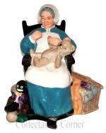 Nanny HN2221 Royal Doulton Classic Figurine