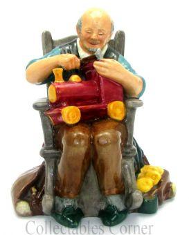 The Toymaker HN2250 Royal Doulton Classics Figurine