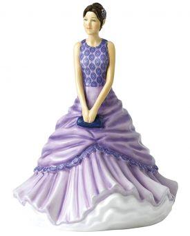 Ava HN5924 Royal Doulton Petite Figure of the Year 2020