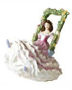 Blossom Time Royal Doulton Petite Pretty Ladies HN5096