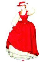 Buttercup Red Royal Doulton Petite Pretty Ladies figurine HN5270