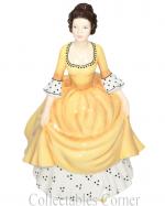 Coralie HN4929 Royal Doulton Pretty Ladies Figurine