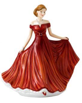 Sweet Memories HN5850 Royal Doulton Sentiments Petites Figurine