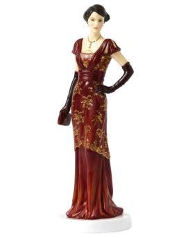 Lady Mary HN5839 Royal Doulton Downton Abbey Figurine