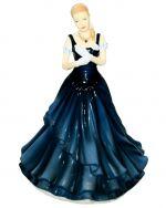 Alyssa Royal Doulton Pretty Ladies Figurine HN5525