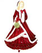 Christmas Wish 2011 Royal Doulton Pretty Ladies Figurine HN5429