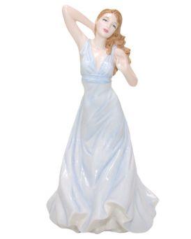 Contentment Royal Doulton Pretty Ladies Figurine HN4611