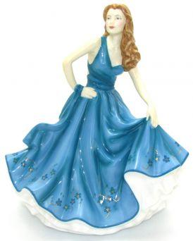 Pamela HN5407 Royal Doulton Pretty Ladies Figurine
