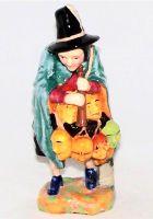The Mask Seller Royal Doulton Miniature Street Vendors Figurine HN4934