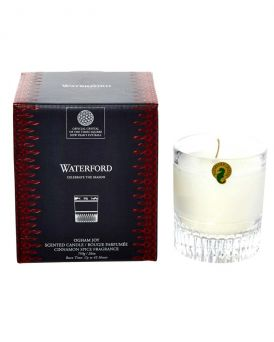Waterford Ogham Joy Glass & Scented Candle