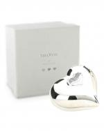 Wedgwood Vera Wang Baby Collection Silver Plated Music Box