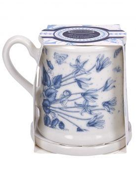 Portmeirion Botanic Blue Tankard Mug