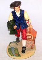 Royal Doulton Gulliver Character Sculpture HN3750