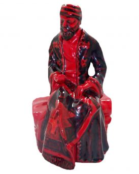 Royal Doulton The Carpet Seller Flambé Classic Character Figurine HN3277
