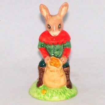 Royal Doulton Will Scarlet Robin Hood Collection Bunnykins Figure DB264