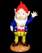 Royal Worcester Big Ears a Noddy Character Figurine