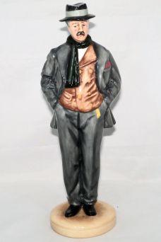 Royal Doulton Arnold Bennett Classics Visitors Center Figurine HN4360