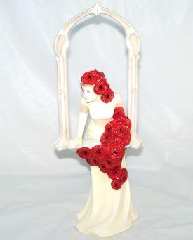 Autumn Harvest Royal Doulton Prestige Art Nouvea Collection figurine HN5200 Unboxed