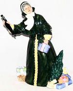 Royal Doulton Christmas Parcels Figurine HN2851 A/F