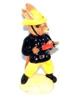 Royal Doulton Fireman Bunnykins DB75