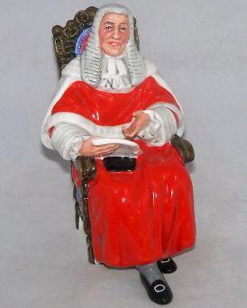 Royal Doulton THE JUDGE Classics Figurine HN2443