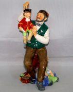 The Puppetmaker Royal Doulton Classics Figurine HN2253