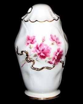 Aynsley Floral Pattern Sugar Sifter