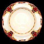 Myott Art Deco Style Rimmed Soup / Desert Bowls