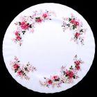 "Royal Albert Lavender Rose Desert / Salad Plate Size 8.25"" Grade 2"