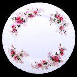 "Royal Albert Lavender Rose Desert / Salad Plate Size 8.25"""