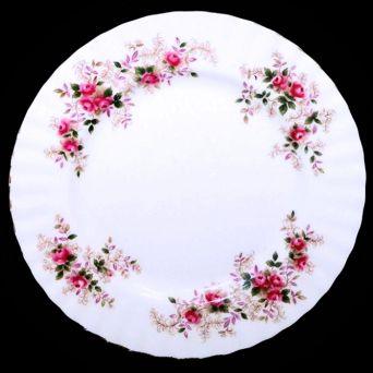 Royal Albert Lavender Rose Desert / Salad Plate Size 8.25