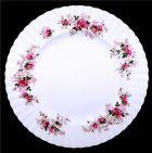 """Royal Albert Lavender Rose Dinner Plate Size 10.25"""""""