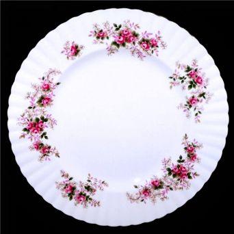 Royal Albert Lavender Rose Dinner Plate Size 10.25