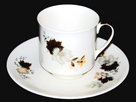 Royal Doulton WESTWOOD English Translucent Fine Bone China Cup & Saucer T.C 1025